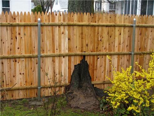 Cedar Fence Installation Contractor Serving Ri Amp Ma