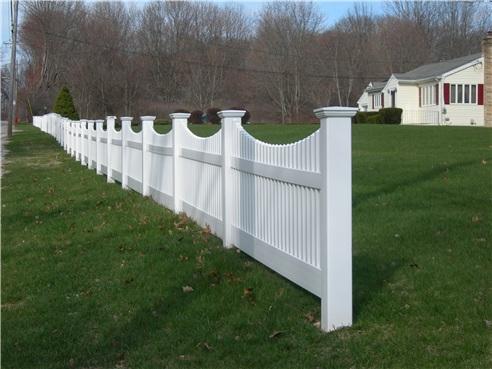 Pvc Vinyl Fence Installer In Ri Amp Ma